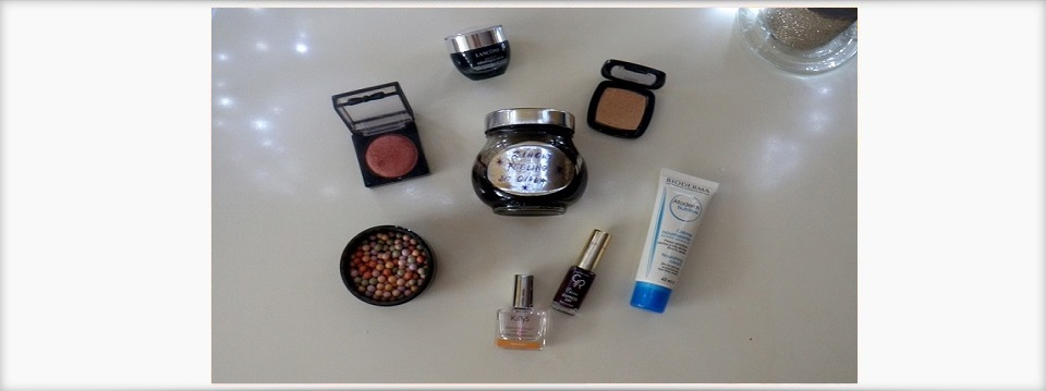 Ulubione kosmetyki